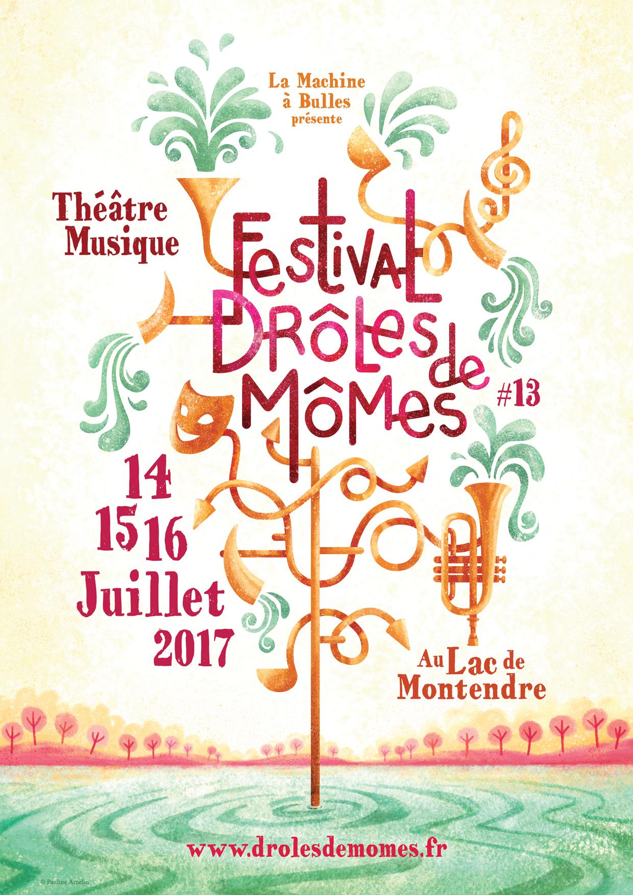 Festival Drôles de Mômes – Montendre