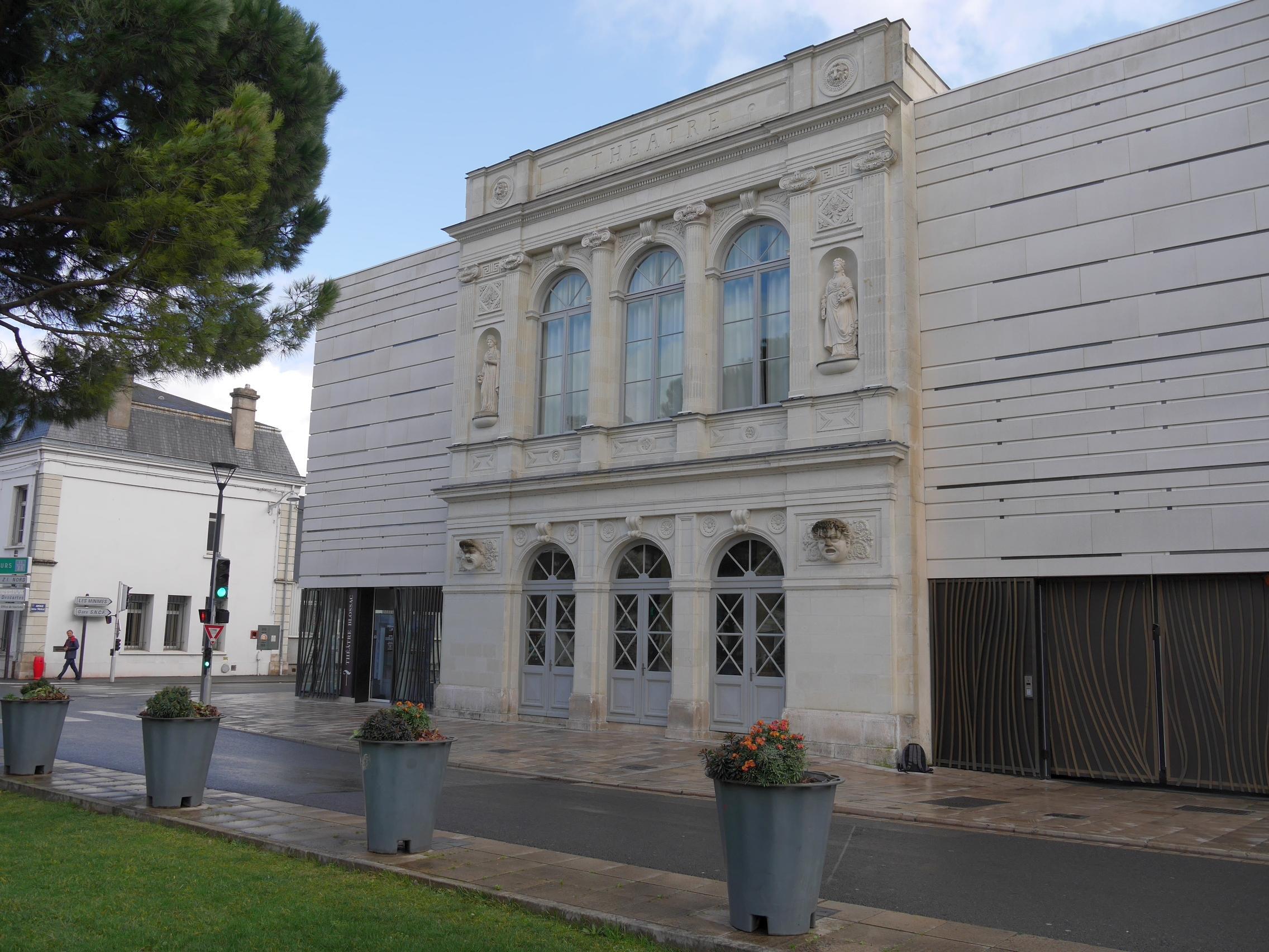 Théâtre Blossac – Châtellerault