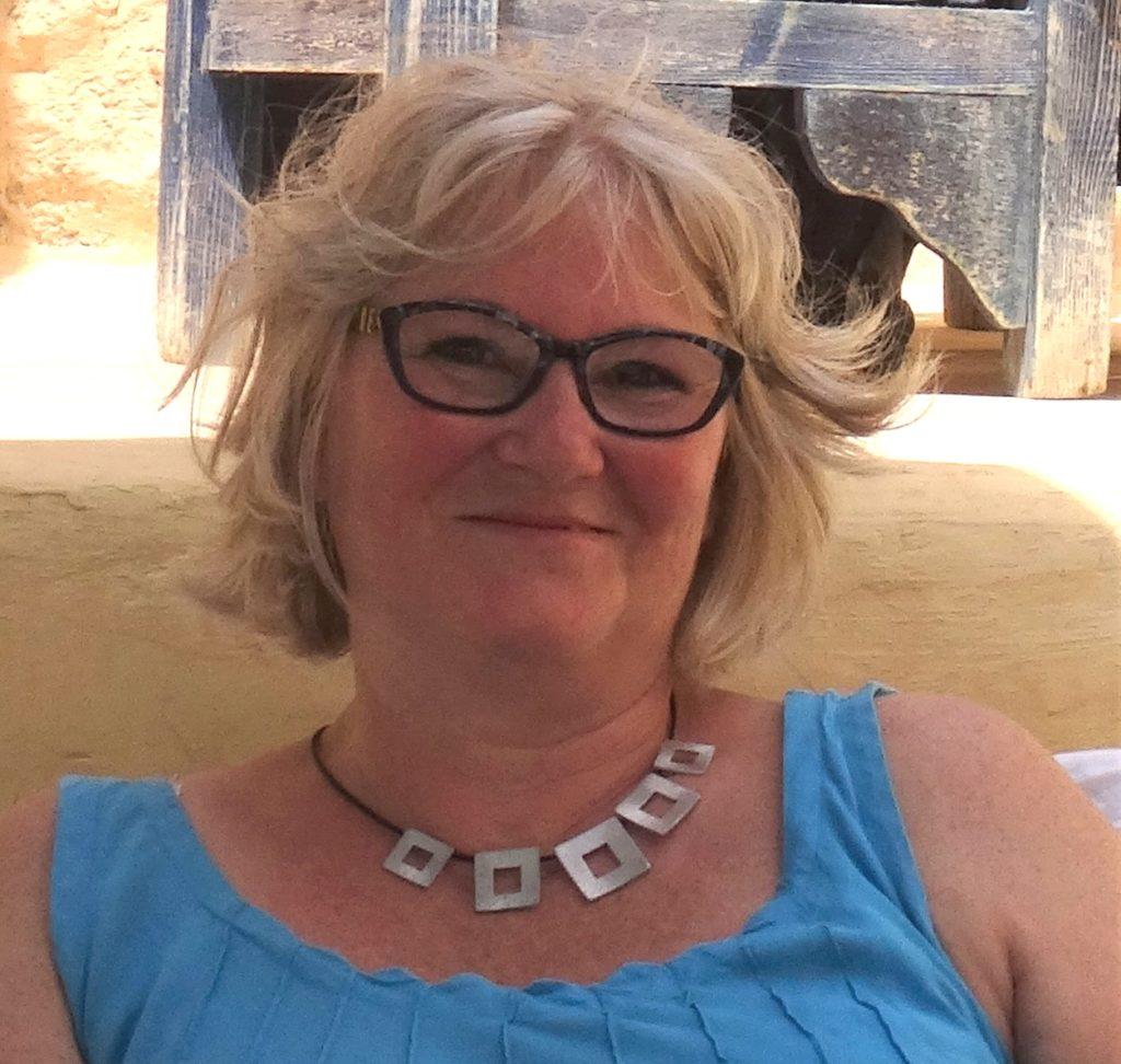 Portrait : Agnès Henniquau, présidente.