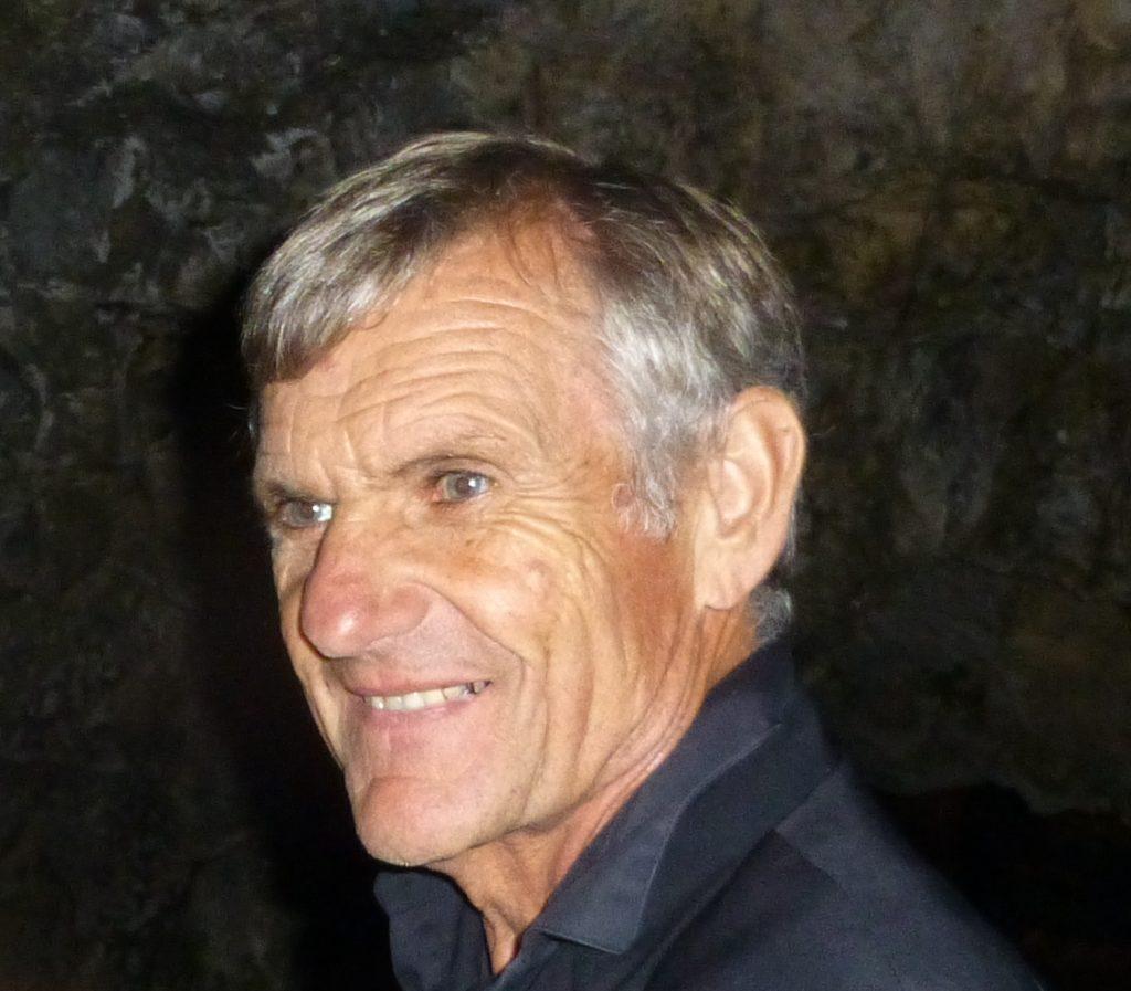 Portrait : Christian Brignon, secrétaire général du Bureau de l'association.