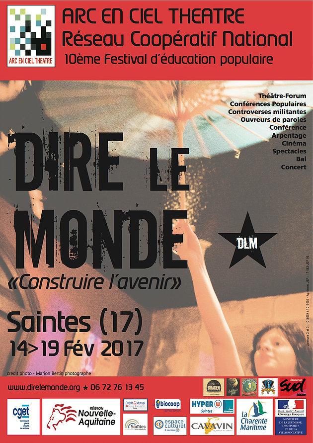 Festival Dire le Monde