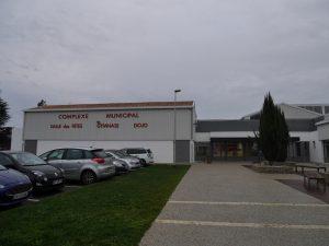 Complexe municipal – Tonnay-Charente