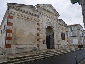 Espace Culturel des Halles – Tonnay-Charente