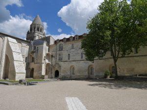Auditorium de l'Abbaye aux Dames – Saintes