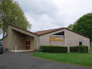 Maison du temps libre – Ansac-sur-Vienne