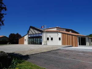 Salle polyvalente Charles Ducoudert – Etagnac