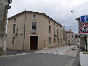 Centre Culturel – Montembœuf