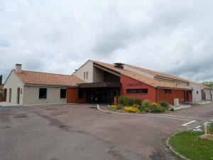 Salle des Fêtes – Roumazières-Loubert