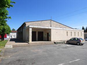 Salle des fêtes – Saint-Claud