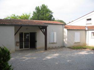 Salle polyvalente – Saint-Georges-du-Bois