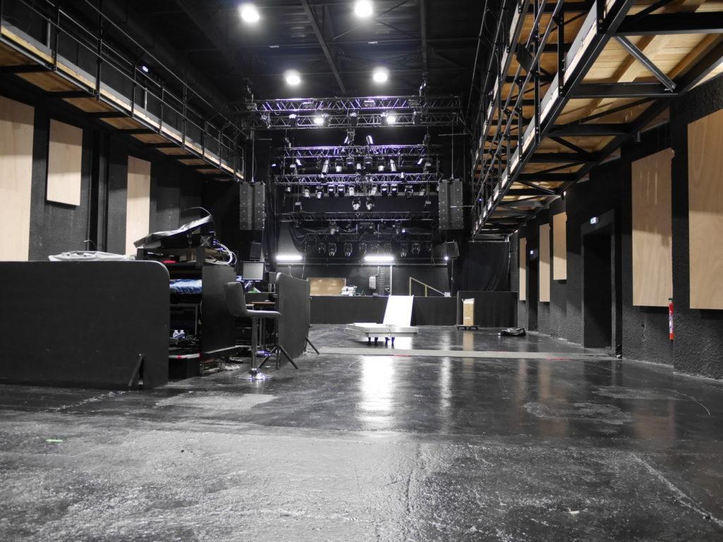 Confort Moderne - Salle - Poitiers - APMAC Nouvelle-Aquitaine