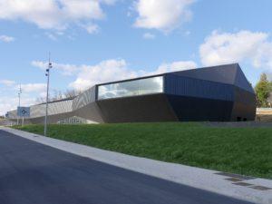Centre des Congrès – Auditorium – Jonzac