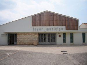 Foyer municipal – Echillais