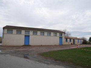 Salle des fêtes Camille Duverger – La Gripperie Saint-Symphorien
