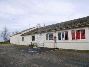 Salle des fêtes – Saint-Jean d'Angle