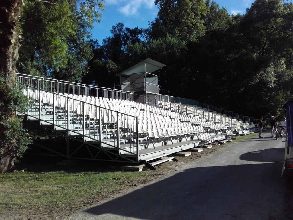 Formation «montage de tribunes» avec ARTEK