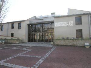 Centre culturel René Monory – Loudun