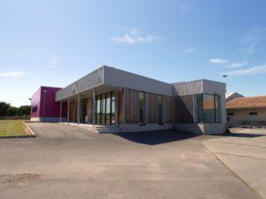 Salle polyvalente – Port-des-Barques