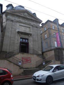 Chapelle de la Visitation – Limoges