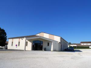Salle polyvalente – Saint-Germain-de-Lusignan