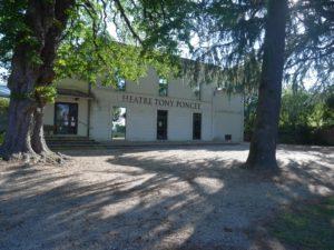 Théâtre Tony Poncet – Saint-Aigulin