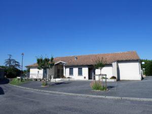 Salle des fêtes – Saint-Martial-de-Mirambeau