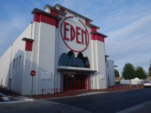 EDEN – Salle bistrot Art Déco – Saint-Jean-d'Angély
