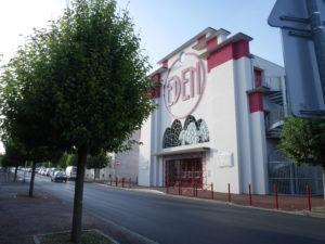 EDEN – Salle de spectacles – Saint-Jean-d'Angély
