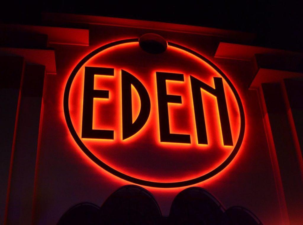 Inauguration de l'Eden à Saint Jean d'Angély
