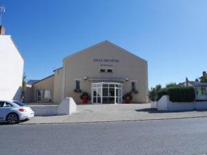 Salle Michel Maupin – Lussac-les-Châteaux