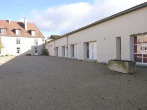 Salle polyvalente MJC – Lussac-les-Châteaux