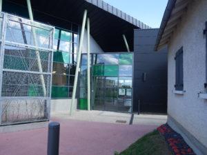 Auditorium de la médiathèque – Rilhac-Rancon
