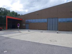 Salle culturelle Confluences – Bourganeuf