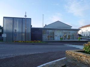 Centre culturel Jean-Pierre Fabrègue – Saint-Yrieix-la-Perche