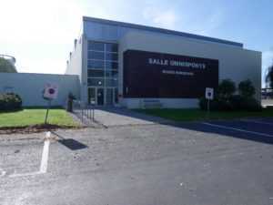 Salle omnisports Roger Rondeaux – Fouras-les-Bains