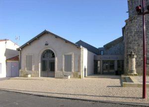 La Vieille Halle – Lussant