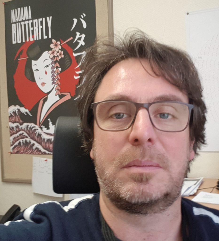 Portrait : Philippe Laurent, Vice-Président.