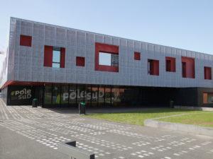 Pôle Sud Auditorium – Saint-Vincent-de-Tyrosse
