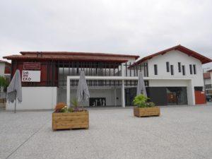 Espace culturel Larreko – Saint-Pée-sur-Nivelle
