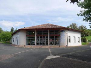 Salle culturelle Harri Xuri – Louhossoa