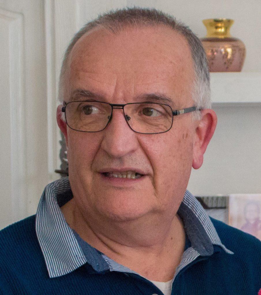 Portrait : François Pellegrin, Secrétaire Général adjoint