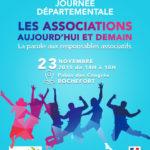 Journée départementale «Les Associations aujourd'hui et demain – La parole aux responsables associatifs»