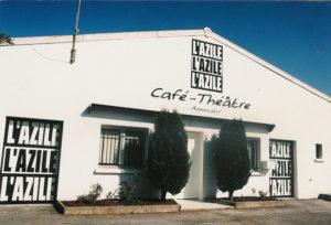 L'Azile – Café Théâtre et Concert – La Rochelle