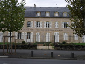 Auditorium du Conservatoire – Brive-La-Gaillarde