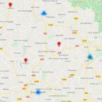 Lieux scéniques en Corrèze : Nouvelles entrées
