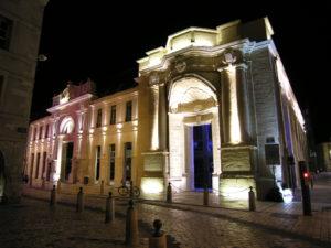 La Coursive – Salle bleue – La Rochelle