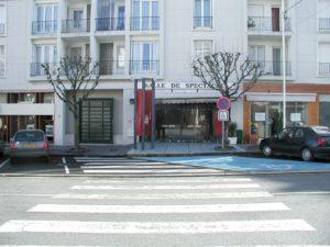 Salle Jean Gabin – Royan