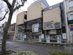 Centre culturel Michel Manet – Bergerac