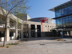 Auditorium – Centre culturel Agora – Boulazac Isle Manoire