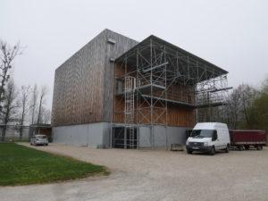 Le Cube Cirque – Boulazac Isle Manoire
